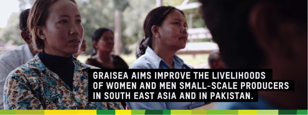 GRAISEA - Improving livelihoods of small scale producers in Southeast Asia and in Pakistan