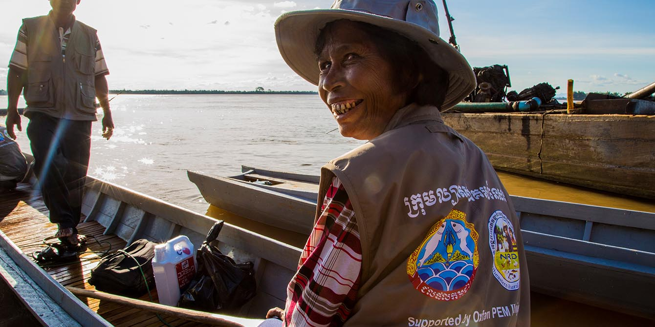 Empowering Farming and Fishing Communities
